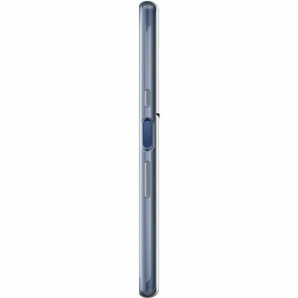 Sony Xperia 10 Thin Case Bokstäver