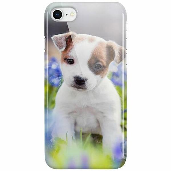 Apple iPhone SE (2020) LUX Mobilskal (Glansig) Hund