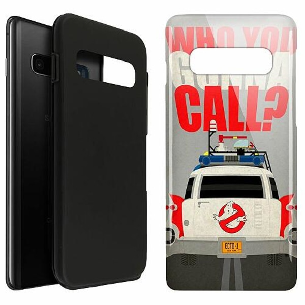 Samsung Galaxy S10 Plus LUX Duo Case (Glansig)  Ghostbusters