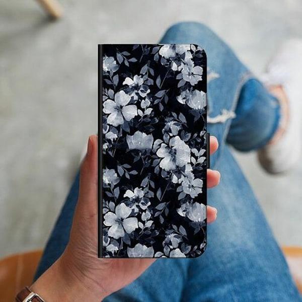 OnePlus 8 Pro Plånboksskal Blommor