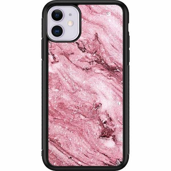 Apple iPhone 11 Billigt mobilskal - Glitter Marble