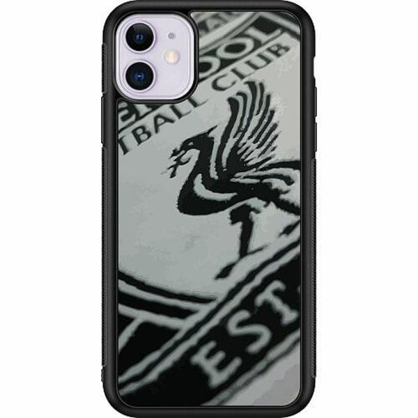 Apple iPhone 11 Soft Case (Svart) Liverpool L.F.C.