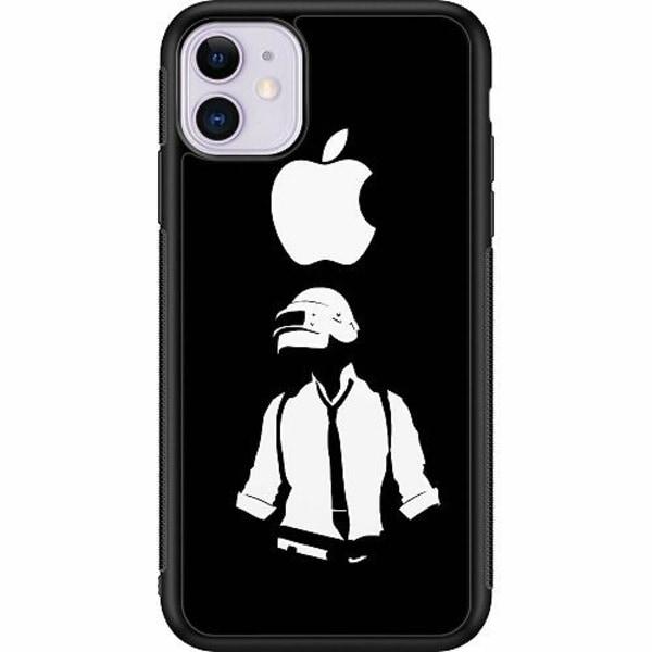Apple iPhone 11 Soft Case (Svart) PUBG