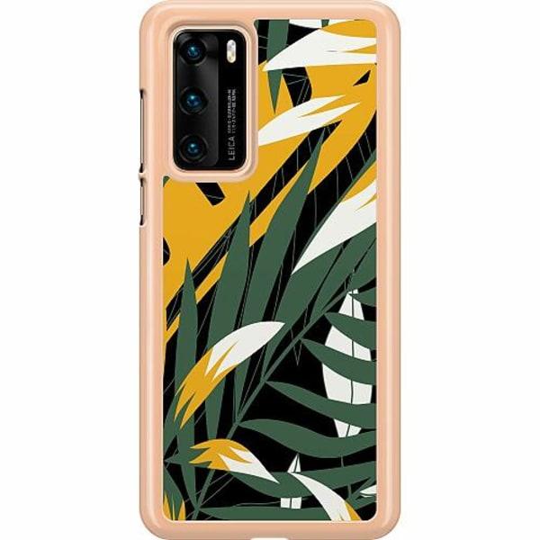 Huawei P40 Hard Case (Clear) Glitching