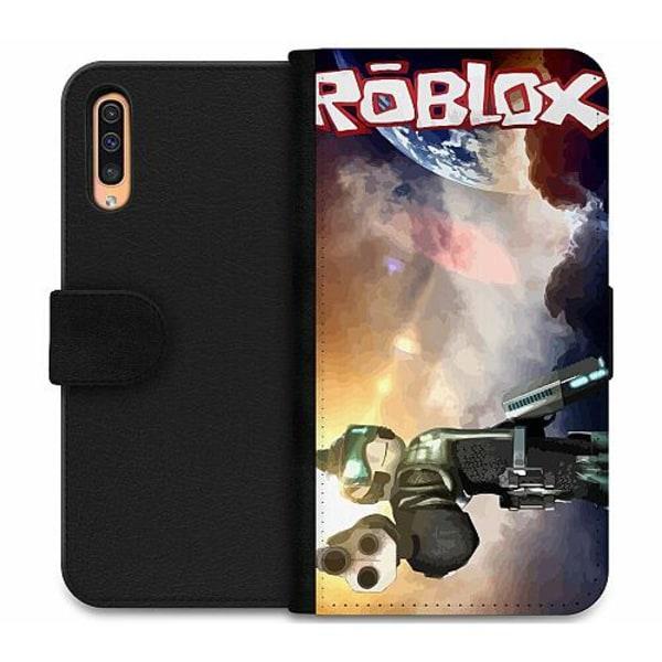 Samsung Galaxy A50 Wallet Case Roblox