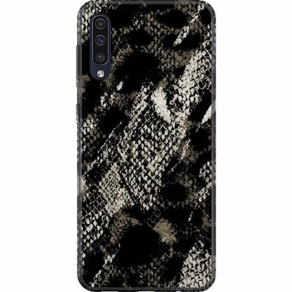 Samsung Galaxy A50 TPU Mobilskal Snakeskin G