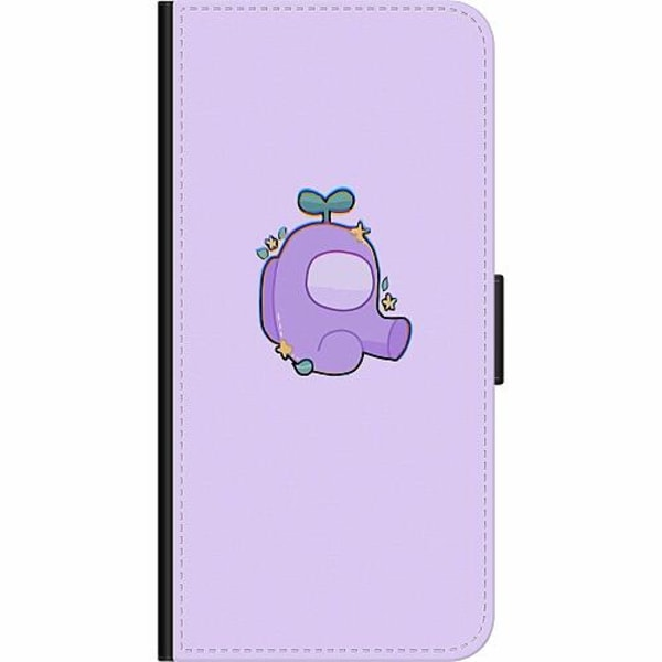 Apple iPhone 8 Wallet Case Among Us