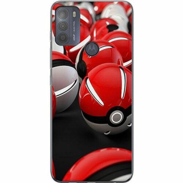 Motorola Moto G50 TPU Mobilskal Pokemon