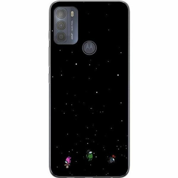 Motorola Moto G50 TPU Mobilskal Among Us