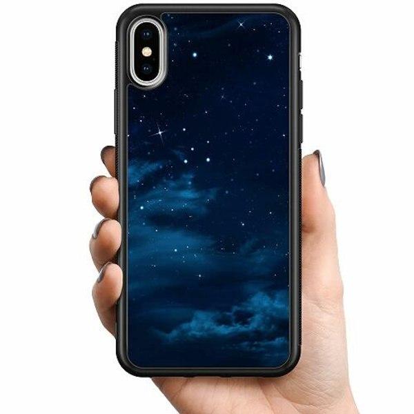 Apple iPhone XS Max Billigt mobilskal - Himmel