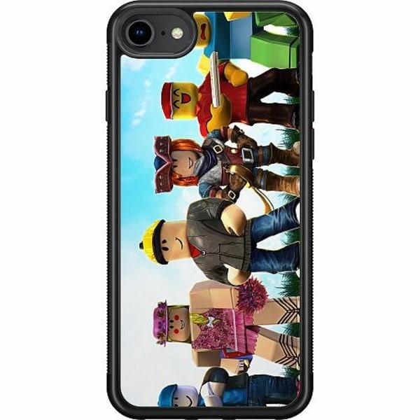 Apple iPhone 7 Soft Case (Svart) Roblox