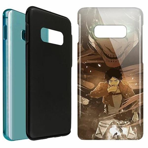 Samsung Galaxy S10e LUX Duo Case (Glansig)  Attack On Titan