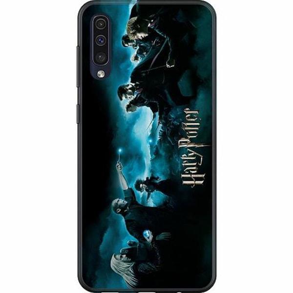 Samsung Galaxy A50 TPU Mobilskal Harry Potter