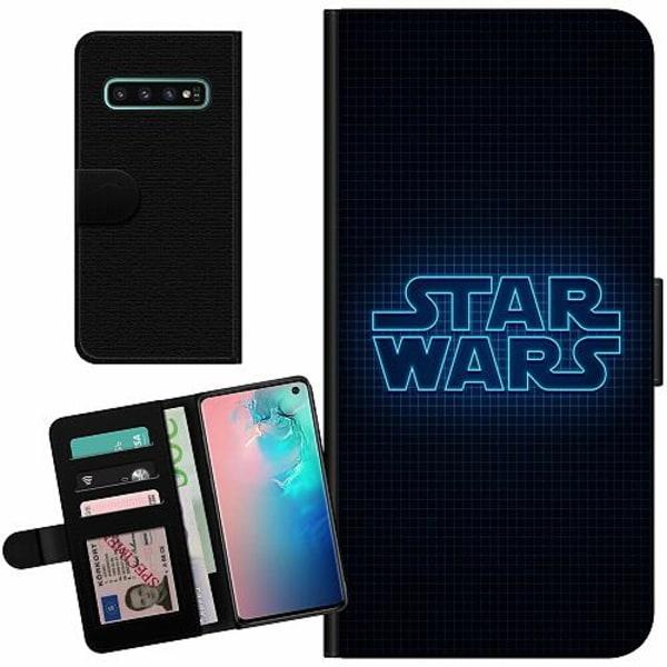 Samsung Galaxy S10 Billigt Fodral Star Wars