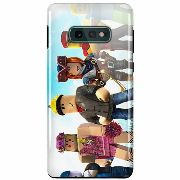 Samsung Galaxy S10e LUX Duo Case (Glansig)  Roblox