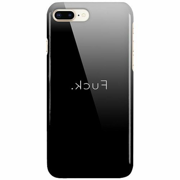 Apple iPhone 7 Plus LUX Mobilskal (Glansig) >FUCK<