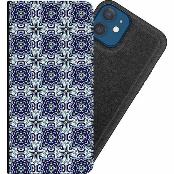 Apple iPhone 12 Magnetic Wallet Case Marrakech