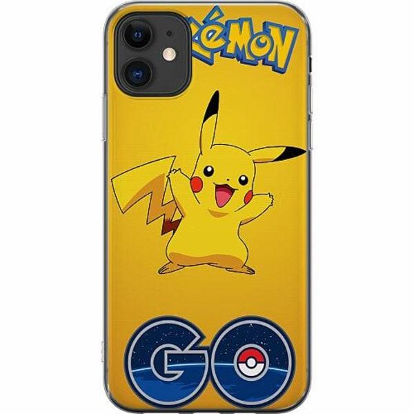 Apple iPhone 11 TPU Mobilskal Pokemon
