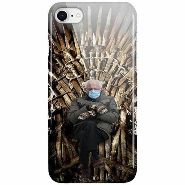 Apple iPhone 8 LUX Mobilskal (Glansig) Bernie Sanders Meme