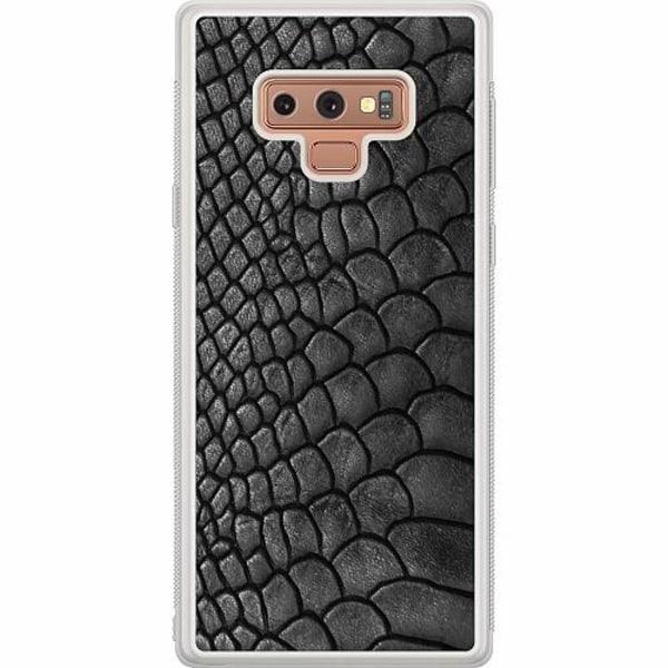 Samsung Galaxy Note 9 Soft Case (Frostad) Mönster