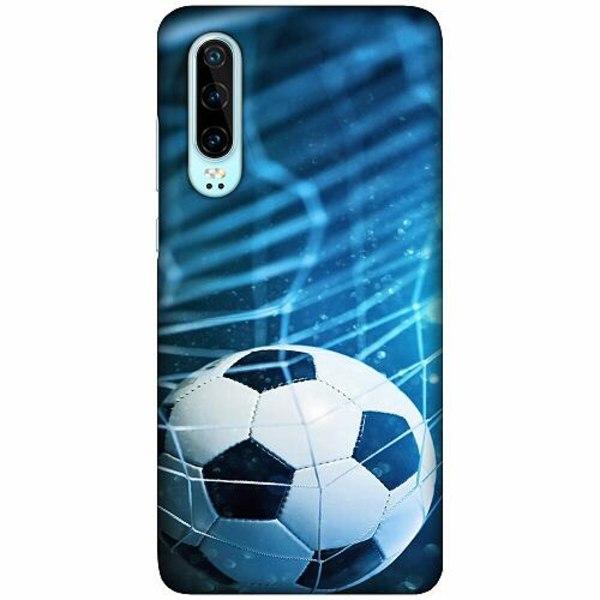 Huawei P30 LUX Mobilskal (Matt) VM Fotboll 2018