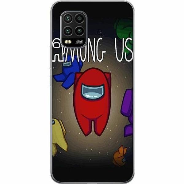 Xiaomi Mi 10 Lite TPU Mobilskal Among Us