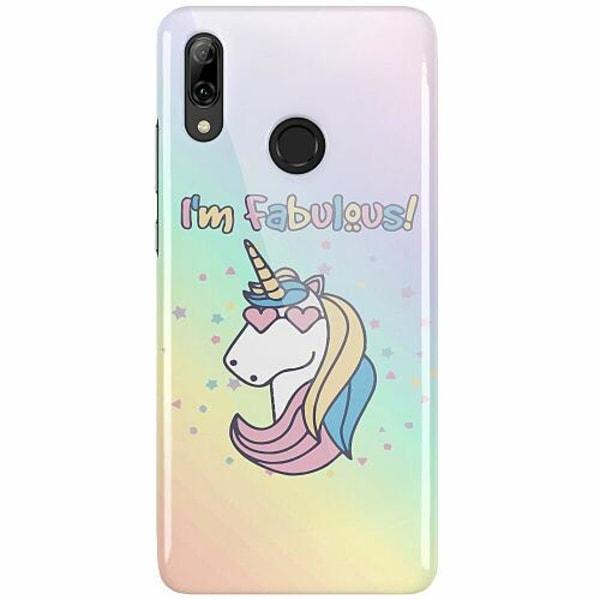 Huawei P Smart (2019) LUX Mobilskal (Glansig) UNICORN