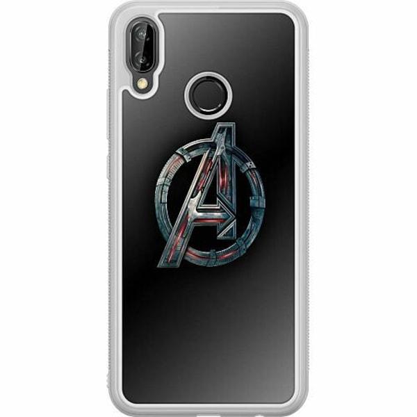 Huawei P20 Lite Soft Case (Frostad) Avengers