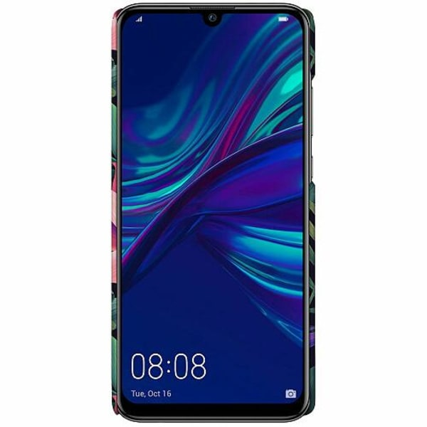 Huawei P Smart (2019) LUX Mobilskal (Matt) Blommor