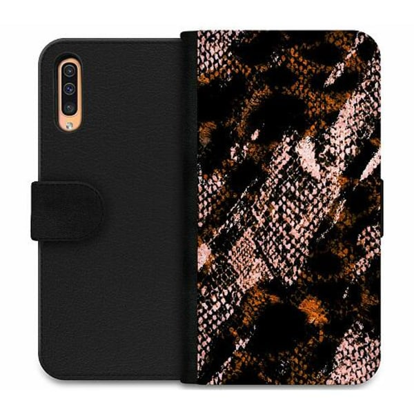 Samsung Galaxy A50 Wallet Case Snakeskin B