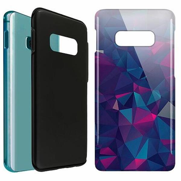 Samsung Galaxy S10e LUX Duo Case (Glansig)  Pattern
