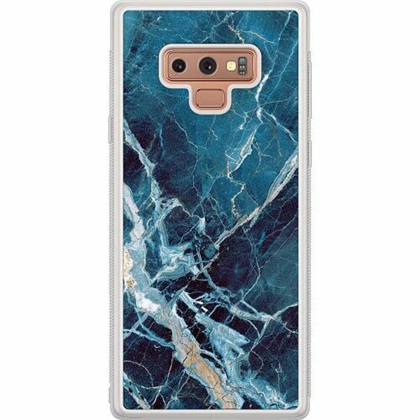 Samsung Galaxy Note 9 Soft Case (Frostad) Marmor