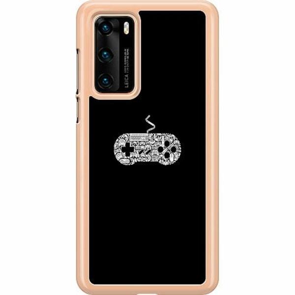 Huawei P40 Hard Case (Clear) Games