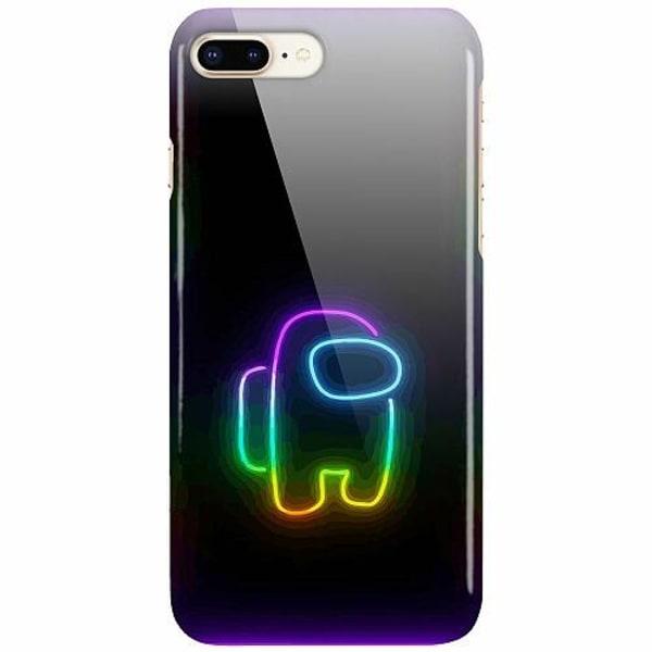 Apple iPhone 7 Plus LUX Mobilskal (Glansig) Among Us 2021