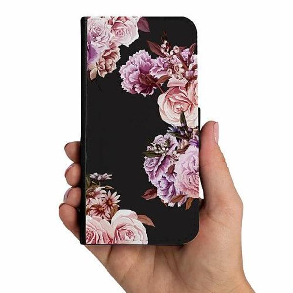 Samsung Galaxy A42 5G Mobilskalsväska Blommor
