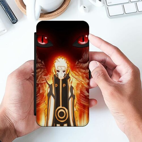 Apple iPhone 8 Slimmat Fodral Naruto