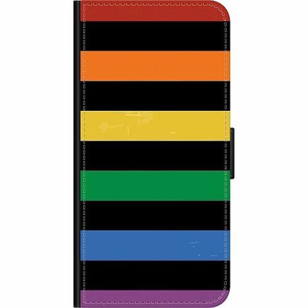 Samsung Galaxy S9 Wallet Case Pride