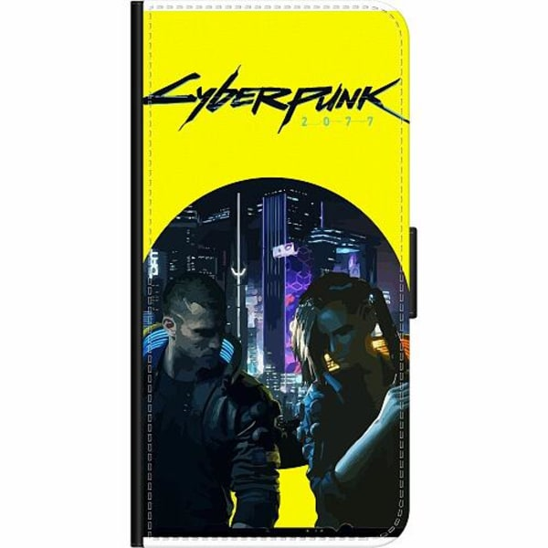 Samsung Galaxy A50 Wallet Case Cyberpunk 2077