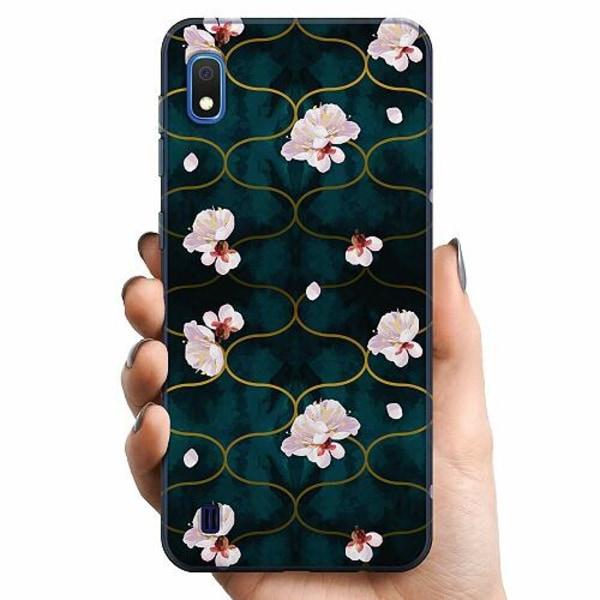 Samsung Galaxy A10 TPU Mobilskal Japanese Garden