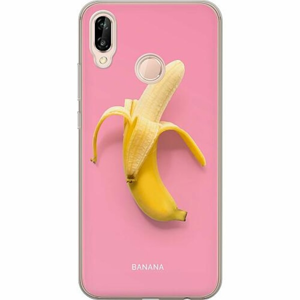 Huawei P20 Lite Thin Case Banana