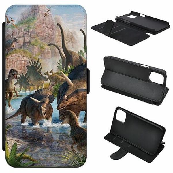 Samsung Galaxy A32 5G Mobilfodral Dinosaurier