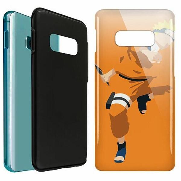 Samsung Galaxy S10e LUX Duo Case (Glansig)  Naruto