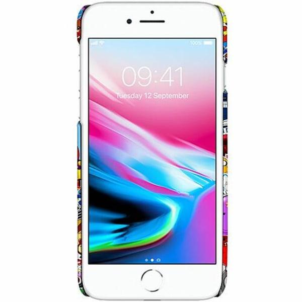 Apple iPhone SE (2020) LUX Mobilskal (Matt) Stickers
