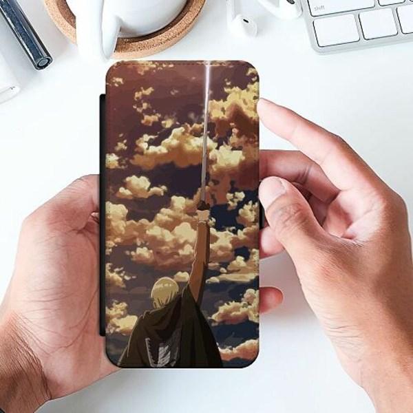 Apple iPhone 8 Slimmat Fodral Attack On Titan