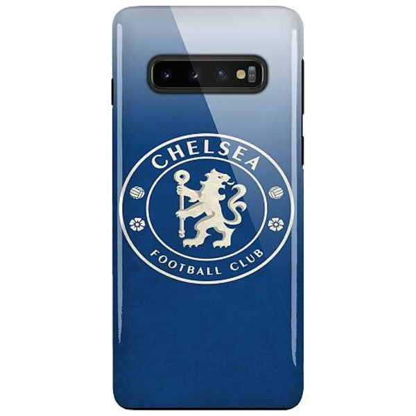 Samsung Galaxy S10 Plus LUX Duo Case (Glansig)  Chelsea