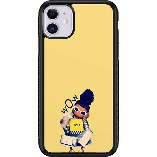 Apple iPhone 11 Soft Case (Svart) Roblox