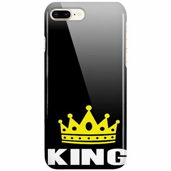Apple iPhone 7 Plus LUX Mobilskal (Glansig) King 01