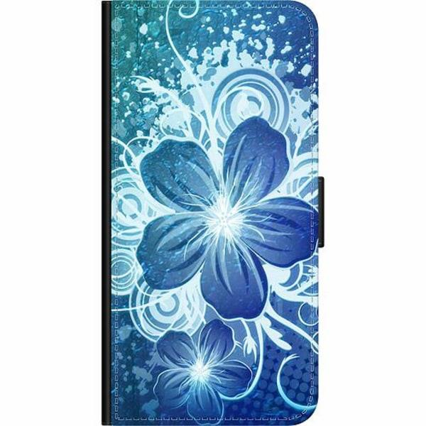 Samsung Galaxy S21 Wallet Case Blommor