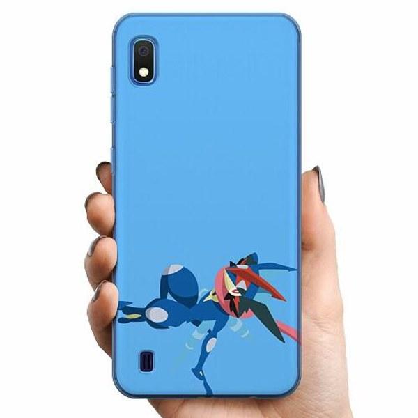Samsung Galaxy A10 TPU Mobilskal Pokémon - Greninja