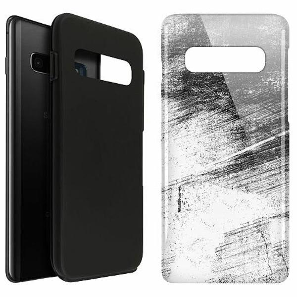 Samsung Galaxy S10 Plus LUX Duo Case (Glansig)  Mönster